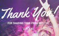 Vancouver Pride 2016 Thank you