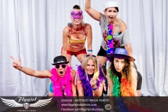 Chicas 2012 Photo Booth