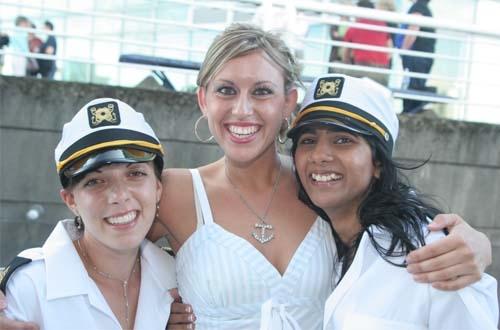 Pride Boat Cruise 2007