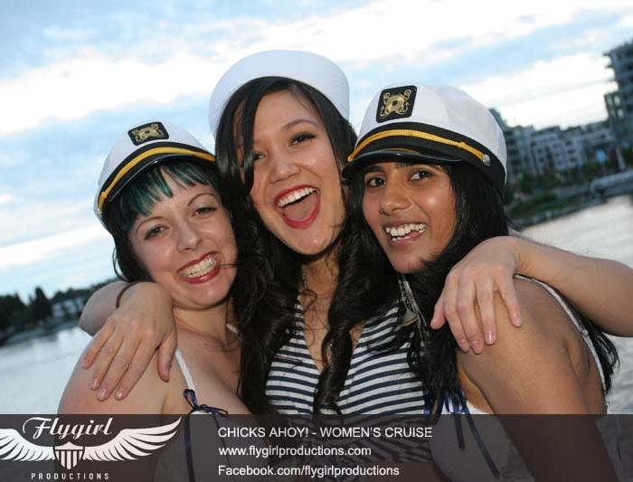 Pride Boat Cruise 2011