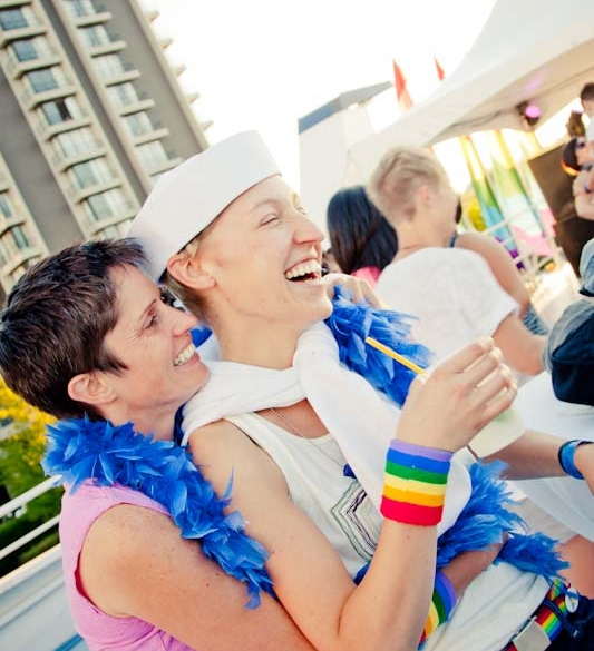 Pride Boat Cruise 2012