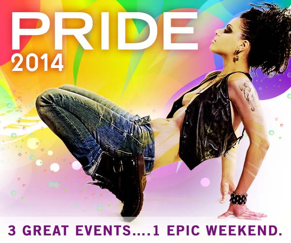 Call Out My Name By The Weekend: Calling All Weekend Warriors For Vancity Pride 2014